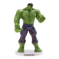 Figurine décor gâteaux Hulk 9 cm Déco festive 347169