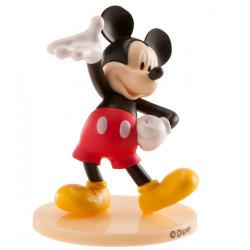 Figurine décor gâteaux Mickey Mouse 9 cm Déco festive 347173