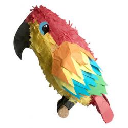 Pinata perroquet à casser 53 cm Déco festive 29524