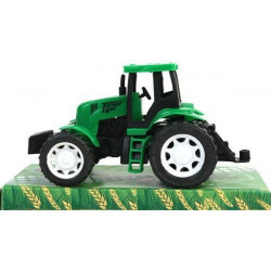 Tracteur plastique 14 cm Jouets et articles kermesse 14572