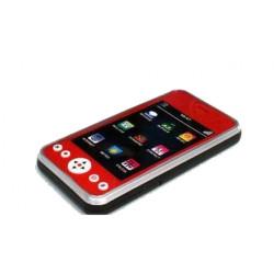 Téléphone plastique avec son 6x11cm Jouets et articles kermesse 36024