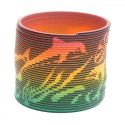 Ressort dauphin 7.5 cm vendu par 12 Jouets et articles kermesse 36154-LOT