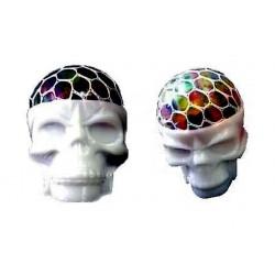 Balle cervelle squelette 8 cm vendue par 12 Jouets et articles kermesse 36277-LOT
