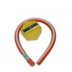 Taille crayon et crayon souple vendu par 48 Jouets et articles kermesse 69992-LOT
