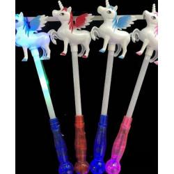 Bâton lumineux licorne Jouets et articles kermesse 99180