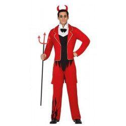 Déguisement diable rouge homme taille M-L Déguisements 26175
