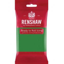 Pâte à sucre Pro Renshaw 250 g vert clair Cake Design 02924
