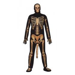 Déguisement squelette avec pénis homme Déguisements 7912-