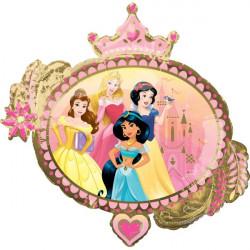 Ballon aluminium Princesses Disney 86 cm Déco festive 3980601