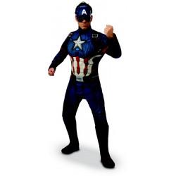 Déguisement luxe Captain America Endgame™ homme Déguisements I-700734-