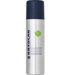 Laque colorante cheveux Kryolan 150 ml Vert Accessoires de fête 02250-D33
