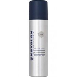 Laque colorante cheveux Kryolan 150 ml Gris perle Accessoires de fête 02250-D39
