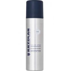 Laque colorante cheveux Kryolan 150 ml Blanc Accessoires de fête 02250-D20