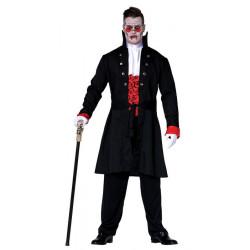Déguisement vampire noble noir homme Déguisements 88358-