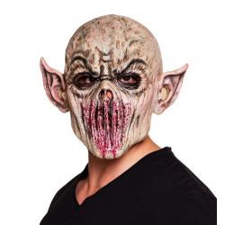Masque monstre extraterrestre en latex Accessoires de fête 97562