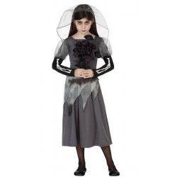 Déguisement mariée fantôme fille 4-6 ans Déguisements 26421