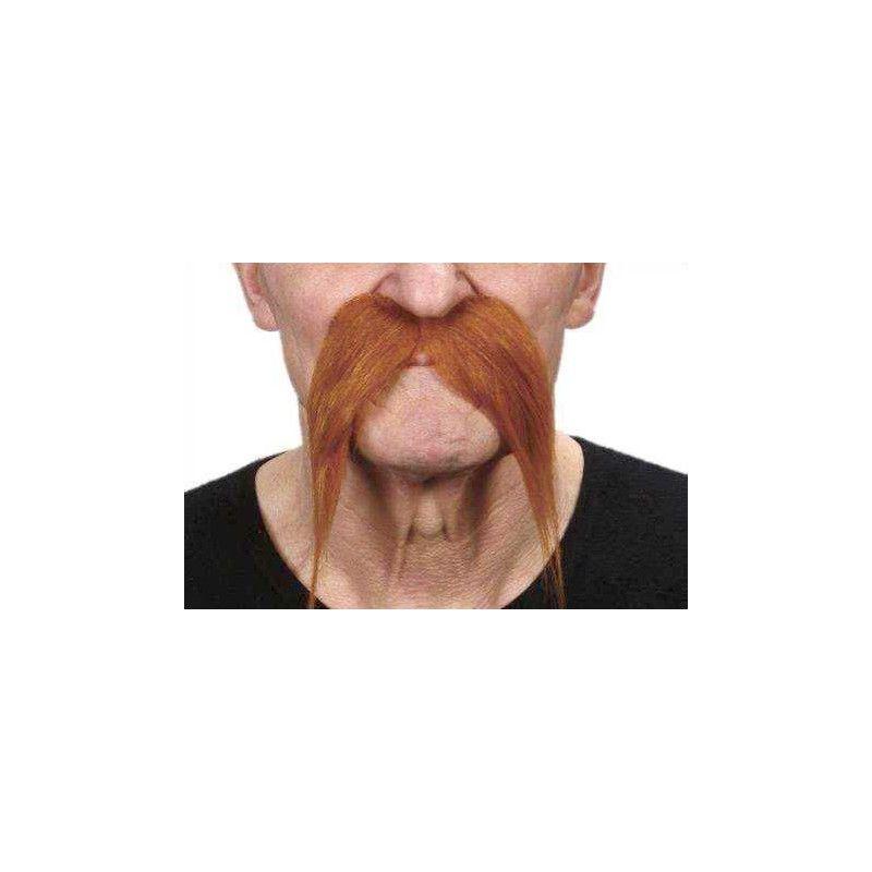 Moustache blonde de gaulois Accessoires de fête 26430MI