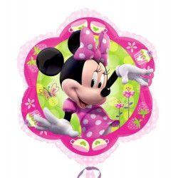 Ballon aluminium Minnie™ 46 cm Déco festive 2643701