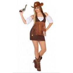 Déguisement de Cowgirl femme taille S Déguisements 26549