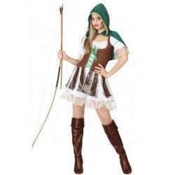 Déguisements, Déguisement archer femme taille XL, 26837, 32,90€