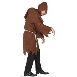 Déguisement moine bossu homme taille M-L Déguisements 26909