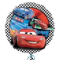 Ballon alu Cars™ Déco festive 2702401