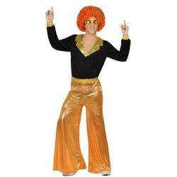 Déguisements, Déguisement homme disco orange taille X/L, 27248, 24,90€