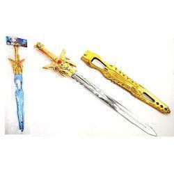 Epée moyen-âge 56 cm avec fourreau Jouets et kermesse 27264