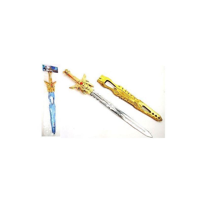 Epée moyen-âge 56 cm avec fourreau Jouets et articles kermesse 27264