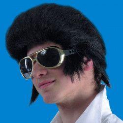 Perruque Elvis Accessoires de fête 2738