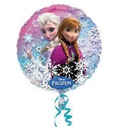 Ballon mylar la Reine des Neiges™ Déco festive 2755201