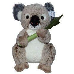 Peluche koala avec canne 28 cm  3760166882762