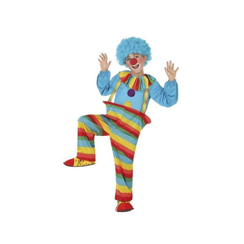 Déguisement clown rigolo garçon 3-4 ans Déguisements 28077