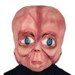 Masque alien latex adulte Accessoires de fête 2816