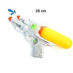 Pistolet à eau spatial gris 26 cm Jouets et kermesse 28261