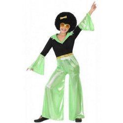Déguisement disco vert fille 5-6 ans Déguisements 28319