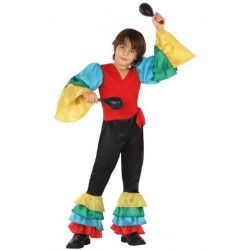 Déguisements, Déguisement danseur de samba garçon 10-12 ans, 28423, 24,50€