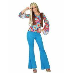 Déguisement hippie années 60 femme taille M-L Déguisements 28455