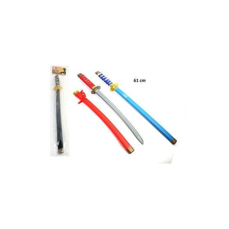 Epée Ninja 61 cm avec fourreau /24/ Jouets et articles kermesse 28605