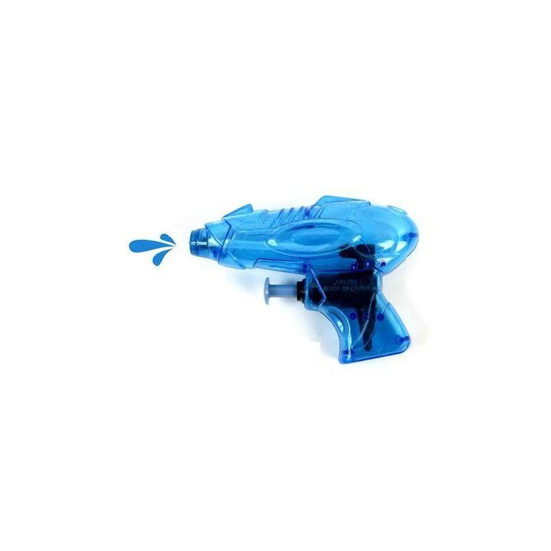 Pistolet à eau 9 cm vendu par 48 Jouets et kermesse 28728-LOT