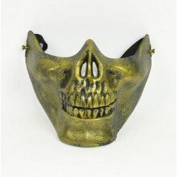 Accessoires de fête, Masque tête de mort, 29092, 2,90€