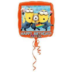 Déco festive, Ballon hélium Minions™xl, 2995301, 4,50€