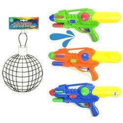 Pistolet à eau à pompe 45 cm Jouets et kermesse 30165BG