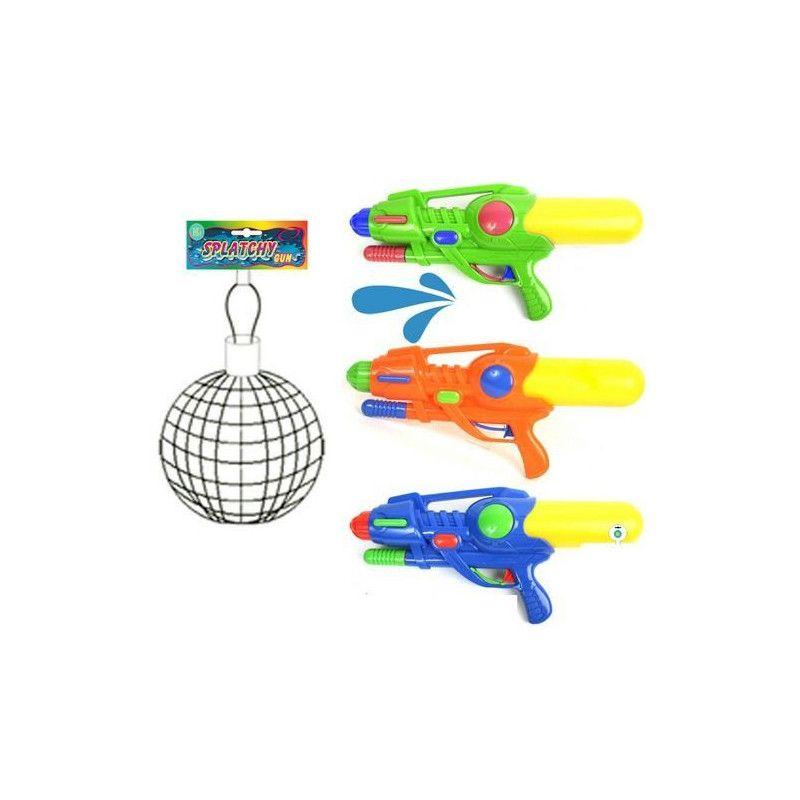 Pistolet à eau à pompe 45 cm Jouets et articles kermesse 30165BG