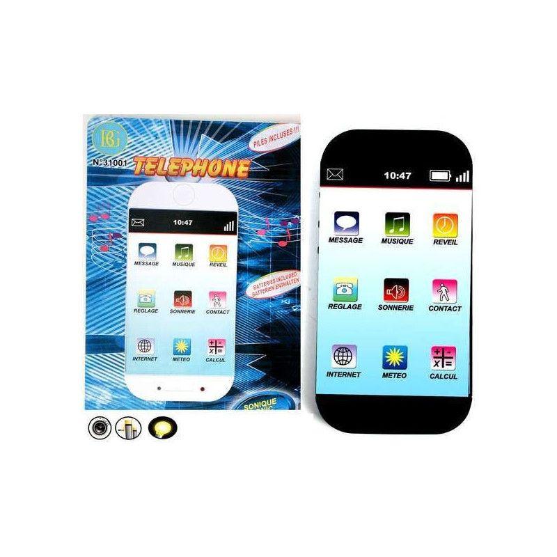 Téléphone tactile et sonique kermesse Jouets et articles kermesse 31001