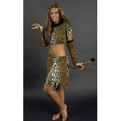 Déguisement léopard femme taille S-M Déguisements 3125022604