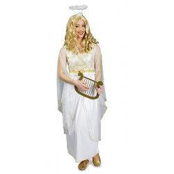 Déguisement ange blanc femme taille L Déguisements 3125025505