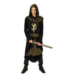 Déguisement prince noir homme taille L-XL Déguisements 3125084206
