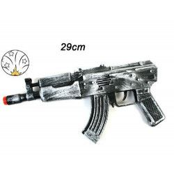 Fusil bruiteur 29 cm avec étincelles Jouets et articles kermesse 31285