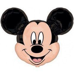 Ballon alu tête de Mickey 53 cm Déco festive 3154802